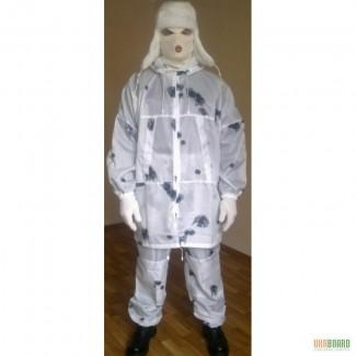 Зимний маскировочный костюм своими руками 34