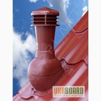 Вентиляционный выход для металлочерепицы - вентиляция