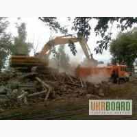 Демонтаж зданий и конструкций 4665942 Снос домов, строений Киев.