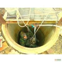 Чистка и ремонт колодцев. Киев и Киевская область
