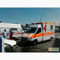 Перевезти больного из Запорожья в Киев, в Днепропетровск, в Москву, в Санкт-Петербург