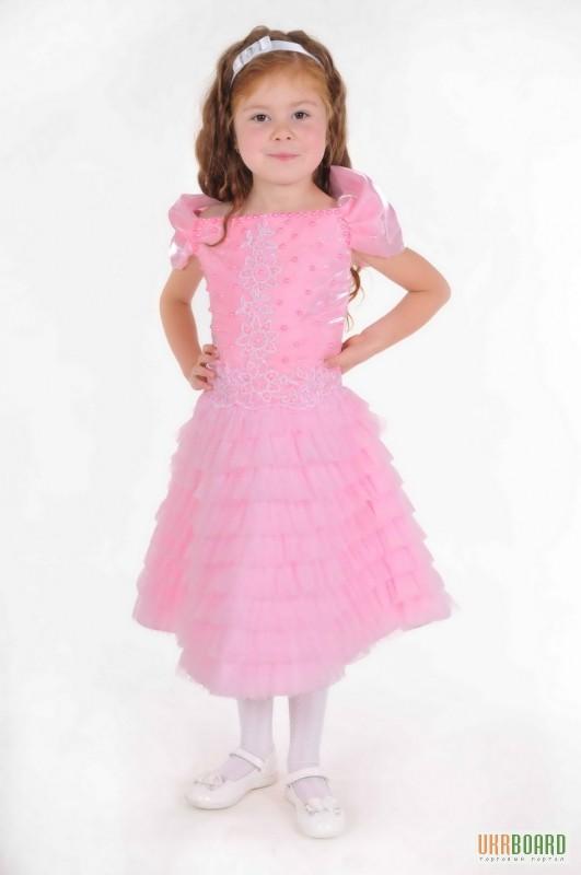 Детские Платья Для Свадьбы Купить
