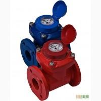 Водомер WPK, WPK, WPW, счетчик на воду WPK, водосчетчик WPW, фланец, Ду50-350