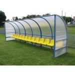 Футбольное оборудование для стадионов, полей, залов- производим