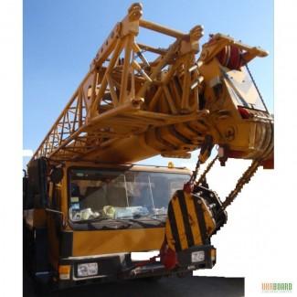 Продаем автокран XCMG QY65, г/п 65 тонн, 2013 г.в
