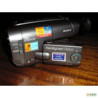 Видеокамера Sony кассетная