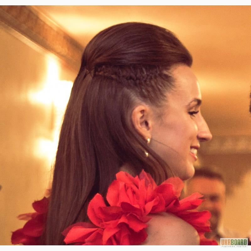 парикмахер свадебные прически киев
