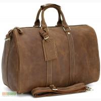Продается дорожная сумка с отделением для ноутбука из натуральной лошадиной кожи, винтаж