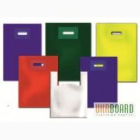 Пакеты полиэтиленовые под шелкотрафаретную печать на складе и под заказ