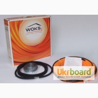 Электрический Теплый пол Woks® под плитку