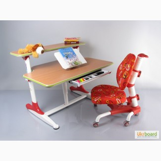 Детский стол BD-205 + полка BD-PK5 embawood