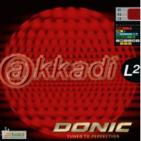 Продам накладку Donic Akkadi L2 длинные шипы