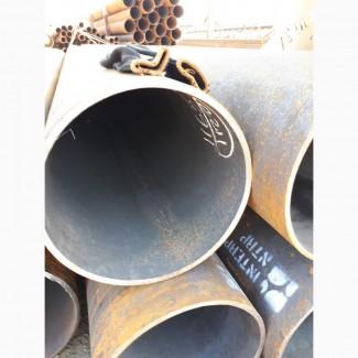 Продам трубу ф377*10 новая ст20 10-12метров в наличии 10, 7тонн