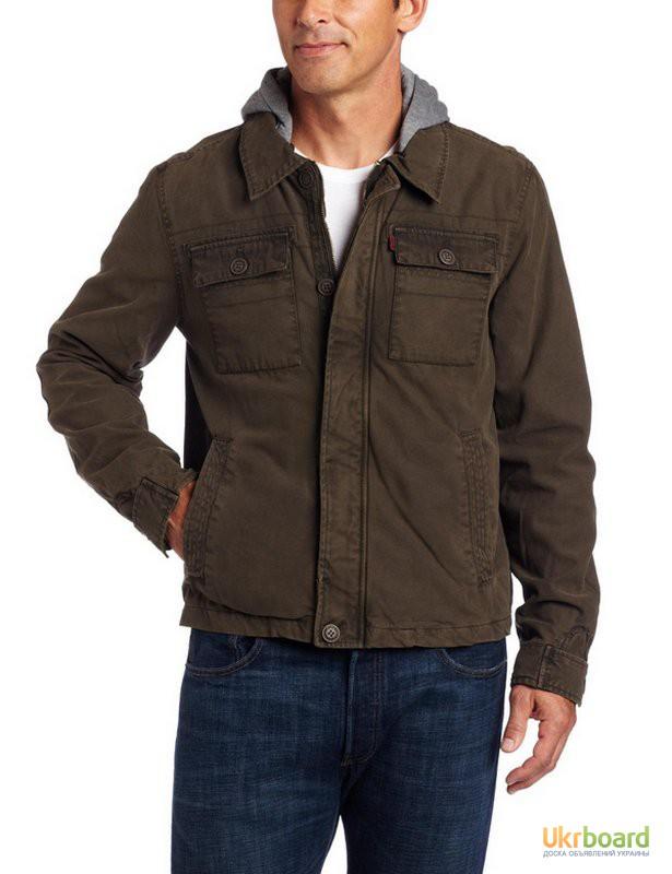 джинсовые куртки levis
