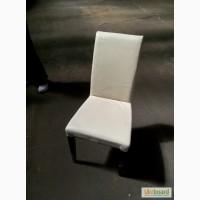 Продажа бу стульев бежевых из кожзама для кафе