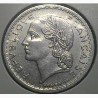 Франция 5 франков 1946 год