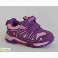 Кроссовки для девочек BG арт.LD1115-1406 розово-фиолетовый