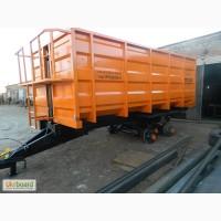 Напівпричеп тракторний самосвальний(зерновоз) НТС-12, НТС-16