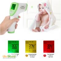 Термометр инфракрасный IR DT-8809C для измерения температуры тел