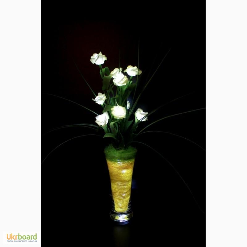 Купить светящиеся цветы