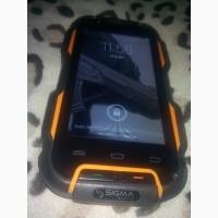 Продам б/у телефон Sigme X-treme pq23