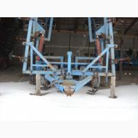 Культиватор тяжёлый КПЕ 9, 5 (КПЭ 9, 5) четырёхрядный c бороной и катком