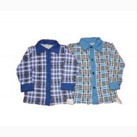 Рубашка детская байковая. Детская рубашка теплая в Украине