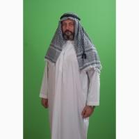 Карнавальный костюм арабский шейх