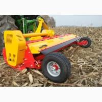 Измельчитель (мульчирователь) растительных остатков ПРР-280 кукурузы, подсолнечника