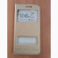 Кожаный чехол-книга Momax на магните на Samsung J5 ( J510 / J500)