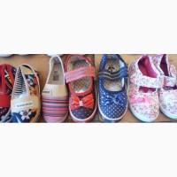 Мокасины детские, текстиль, размеры 25-30, S348 опт и розница