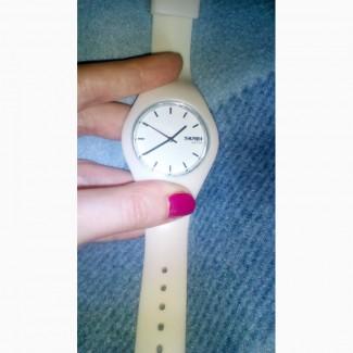 Продам часы Skmei Rubber White 9068C
