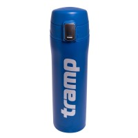 Термос - кружка Tr 0, 45 л синий TRC-107-blue