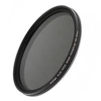 67mm светофильтр нейтрально-серый с переменной плотностью Fotga Slim Fader ND2-400