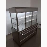 Линия раздачи витрина холодильная