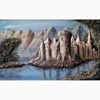 Картина - барельеф York