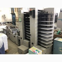 Продам листоподборку Horizon VAC 100 2 башни сшивка обрезка фальцовка