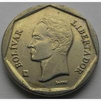Венесуэла 50 боливар 2004 год