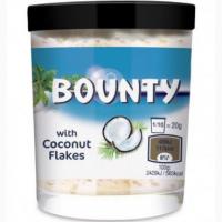 Bounty With Coconut Flakes с кокосовыми хлопьями 200г Шоколадная паста