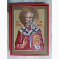 Икона Николай Чудотворец, епископ Мир Ликийских. Никола Мирликийский