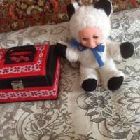Продам игрушку мишку коллекция куклы-звери
