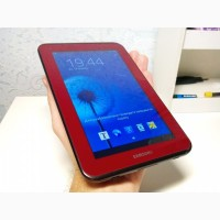 Планшет Samsung Galaxy Tab 2 RED 7.0. Оригинал в идеале! IPS! 1/8GB, 2 камеры