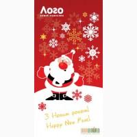 Новогодние открытки. Изготовление, печать, производство, дизайн