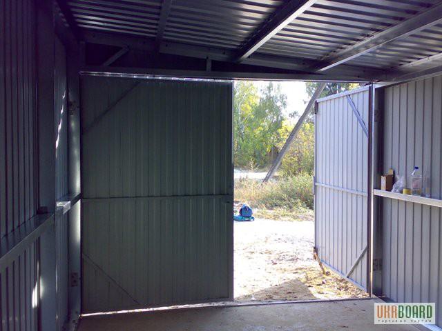 Ворота 9х4 ворота для дачи с калиткой цена поварово