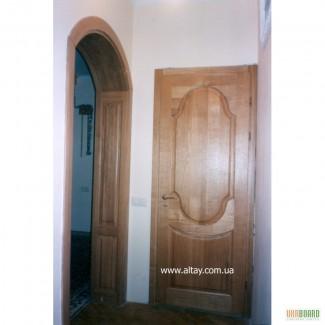 Арки, двери деревянные