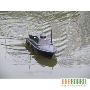 радиоуправляемый кораблик для рыбалки чертежи