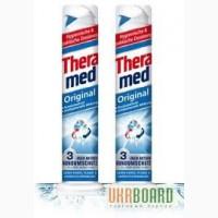 Немецкие зубные пасты: Dontodent, Dentalux, Thera-med
