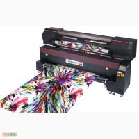 D.GEN TELEIOS BLACK – Широкоформатный принтер для прямой печати с рулона на рулон