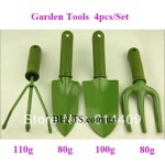 Набір садових інструментів Garden Tool Set, 4 предмета