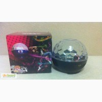 Світломузика Led Magic Ball Light YPS-D50